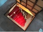 Лестница гусиный шаг Карисса
