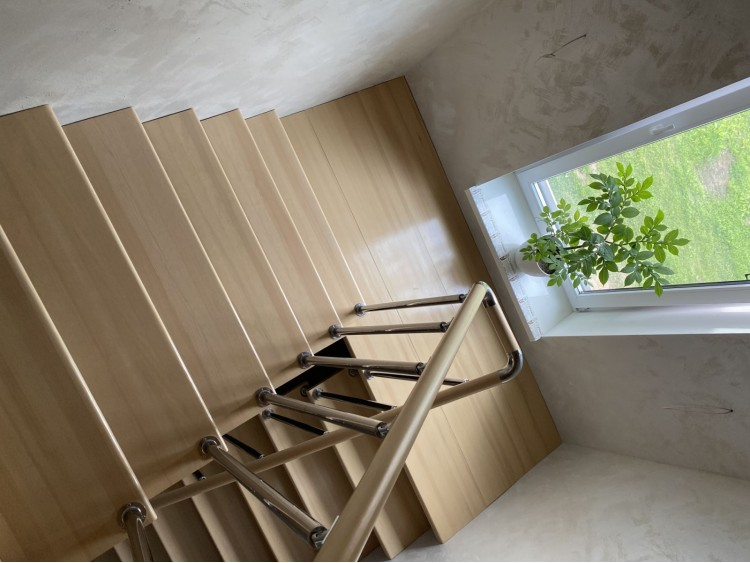 Модульная лестница Аливия