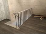 Модульная лестница Авалайн