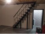 Модульная лестница Лорайн