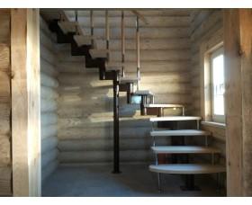 Модульная лестница Сильвана