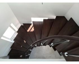 Модульная лестница Спирит