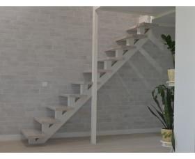 Лестница на монокосоуре Илайн
