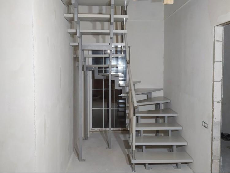Профильная лестница Трикс
