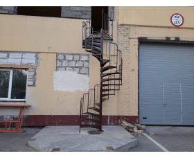 Уличная лестница Мэль