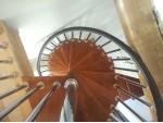 Винтовая лестница Кадис