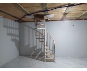 Винтовая лестница Мистик